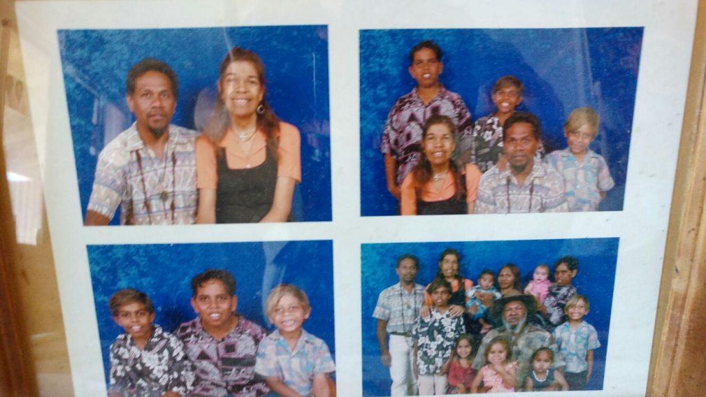 משפחתו של ברנדון