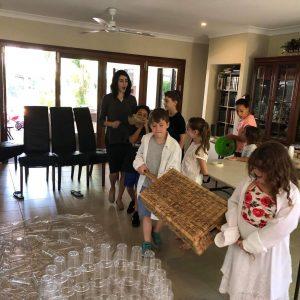 מושקי מעניקה חינוך יהודי חי לילדי הקהילה